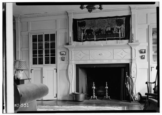 Judge John S. Van Winkle House, 868 Goffle Road, Hawthorne, Passaic County, NJ