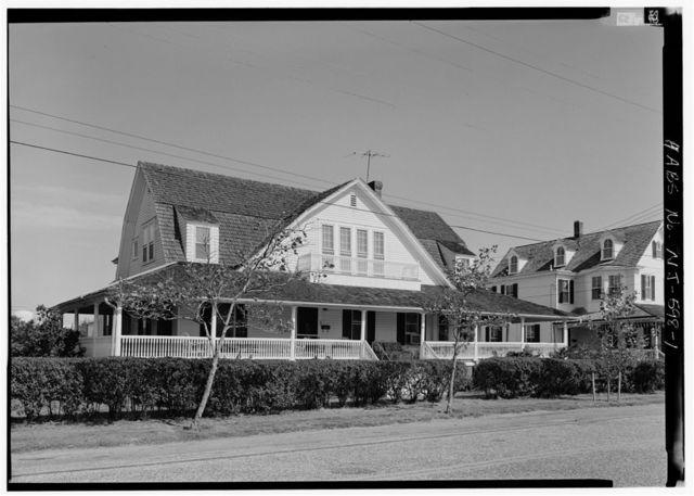 Julius A. Bailey House, 907 Stockton Street, Cape May, Cape May County, NJ