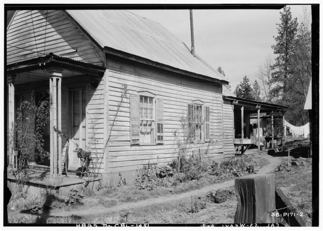 Jumper House, Weaverville, Trinity County, CA