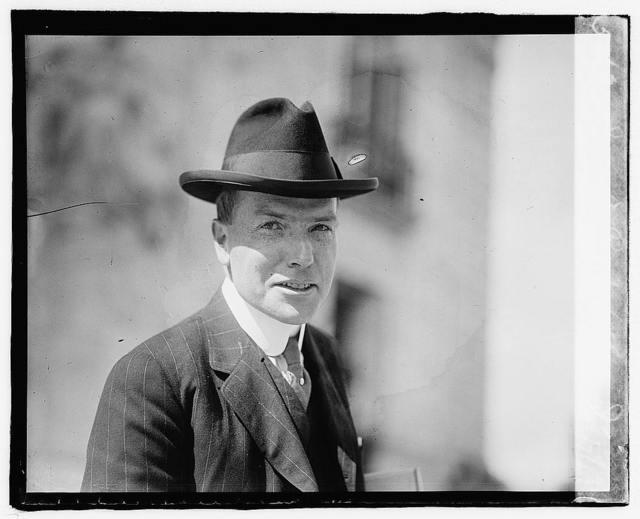 Jus. D. Rockefeller, Jr., Industrial Conf., 10/7/19