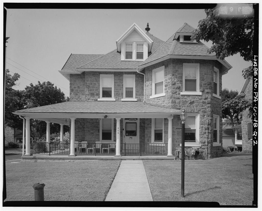 Keasbey & Mattison Company, Supervisor's House, Ambler, Montgomery County, PA