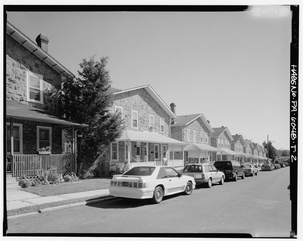 Keasbey & Mattison Company, Two-Story House, Front Gable Type, Ambler, Montgomery County, PA