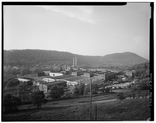 Kelly-Springfield Tire Plant, 701 Kelly Road, Cumberland, Allegany County, MD