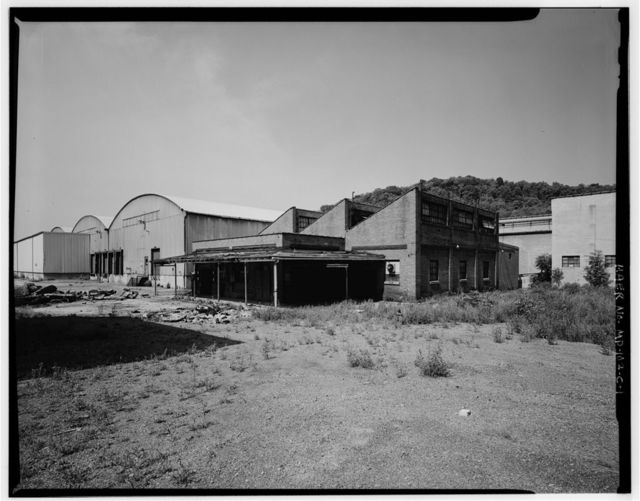 Kelly-Springfield Tire Plant, Cement House, 701 Kelly Road, Cumberland, Allegany County, MD