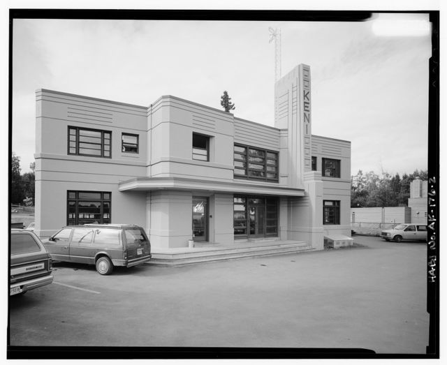 KENI Radio Building, 1777 Forest Park Drive, Anchorage, Anchorage, AK