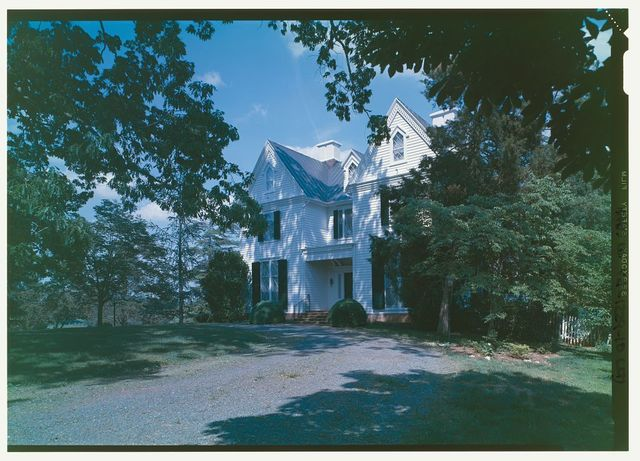 Kenmuir (Main House), Route 613, Trevilians, Louisa County, VA