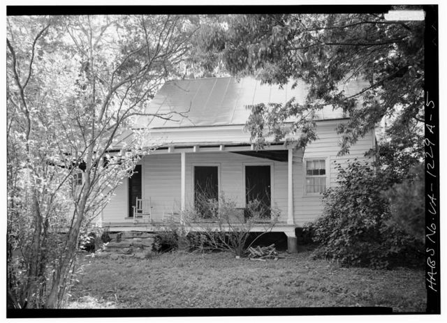 Kenmuir, Ragland House, Route 613, Trevilians, Louisa County, VA