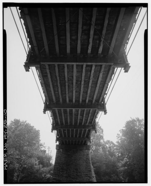 Kentucky State Route 1032 Bridge, Spanning South Fork of Licking River, Berry, Harrison County, KY