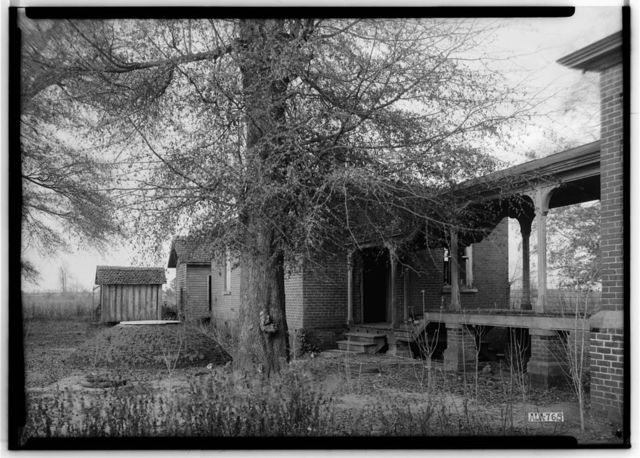 Kenworthy Hall, State Highway 14 (Greensboro Road), Marion, Perry County, AL
