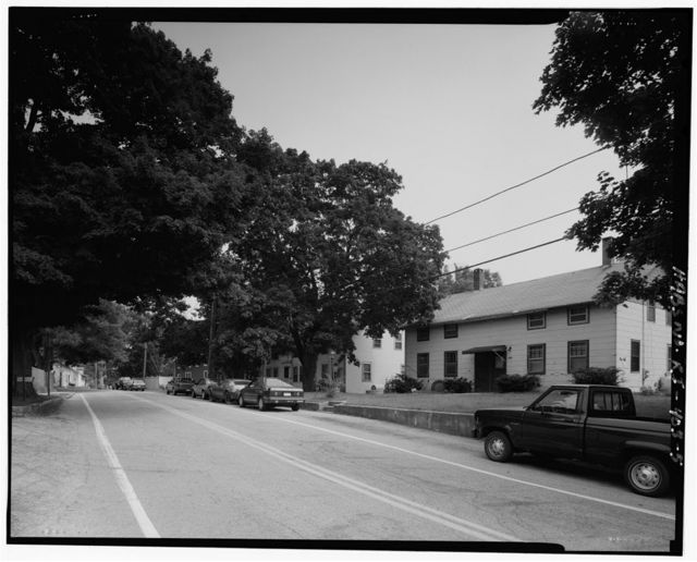 Kenyon Village, Kenyon School Road, Sherman Avenue, & Lewiston Avenue, Richmond (historical), Providence County, RI