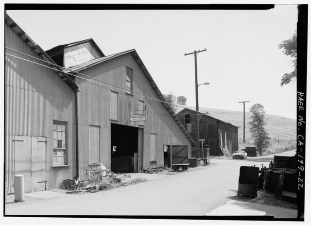 Knight Foundry, 13 Eureka Street, Sutter Creek, Amador County, CA