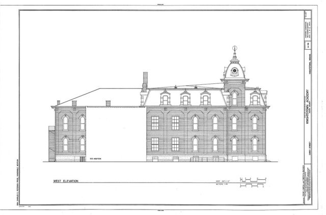 Knightstown Academy, Carey Street, Knightstown, Henry County, IN