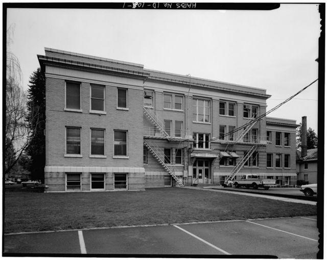 Kootenai County Courthouse, 501 Government Way, Coeur d'Alene, Kootenai County, ID