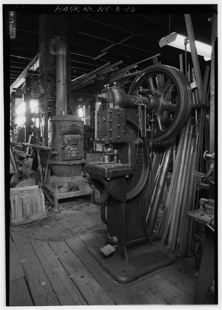 Kregel Windmill Company Factory, 1416 Central Avenue, Nebraska City, Otoe County, NE