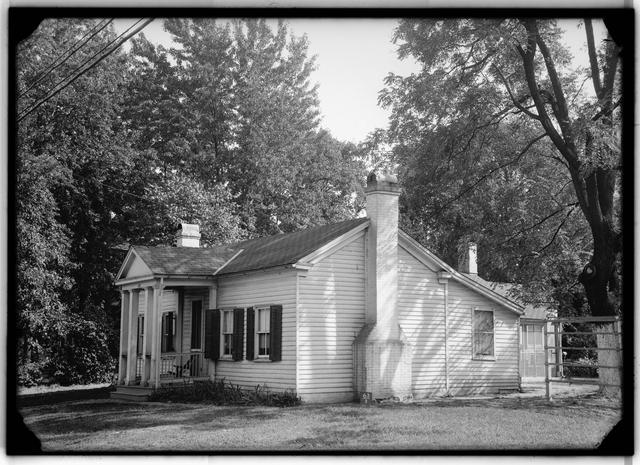 Kuhlmann House, Saint Charles, St. Charles County, MO