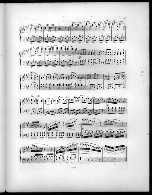 La  chasse au cerf, op. 61, no. 3