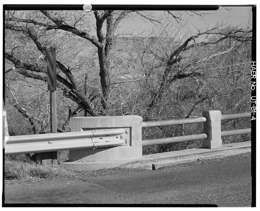 La Verkin Creek Bridge, Spanning La Verkin Creek on State Route 17, 0.7 miles northwest of La Verkin , La Verkin, Washington County, UT