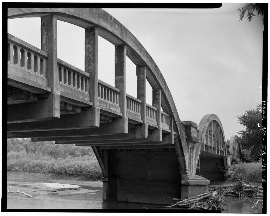 Lake City Bridge, Spanning North Raccoon River, Lake City, Calhoun County, IA