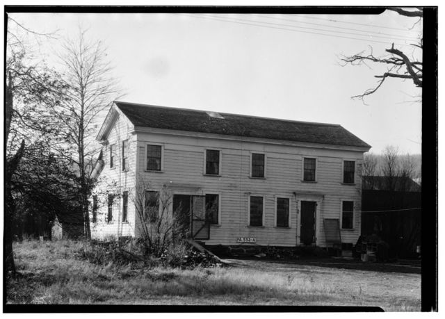 Lamphier House, West Eldred, McKean County, PA
