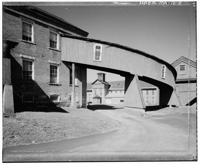 Lamsom-Goodnow Manufacturing Company, 45 Conway Street, Shelburne Falls, Franklin County, MA