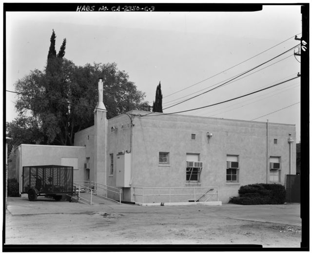 Lancaster County Center, Sheriff's Substation, 4845 Cedar Avenue, Lancaster, Los Angeles County, CA