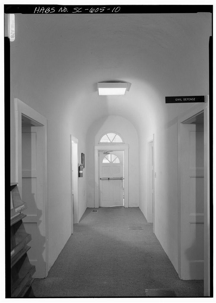 Lancaster County Jail, 208 West Gay Street, Lancaster, Lancaster County, SC