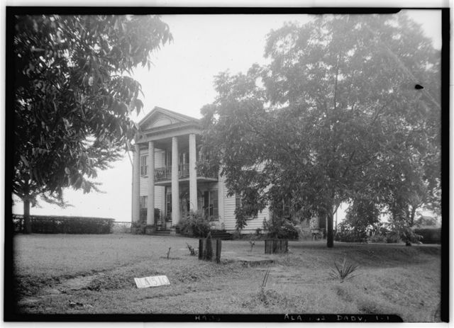Lane House, 311 West Columbus Street, Dadeville, Tallapoosa County, AL