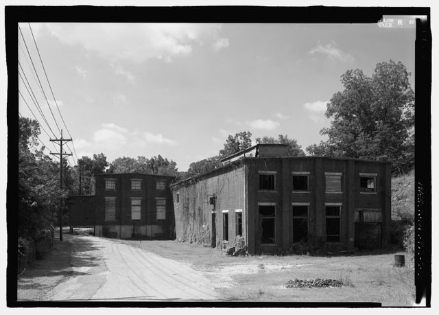 Langdale Cotton Mill, Steam Plant, 5910 Nineteenth Avenue, Valley, Chambers County, AL