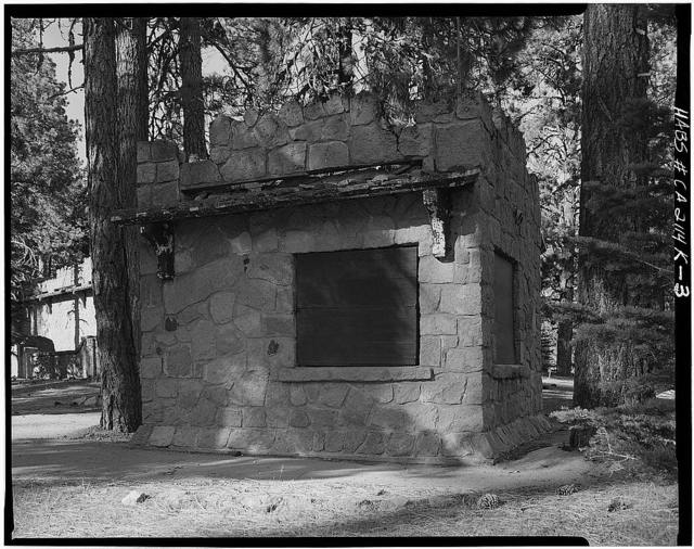 Lassen Volcanic National Park, Loomis Seismograph Station, Mineral, Tehama County, CA