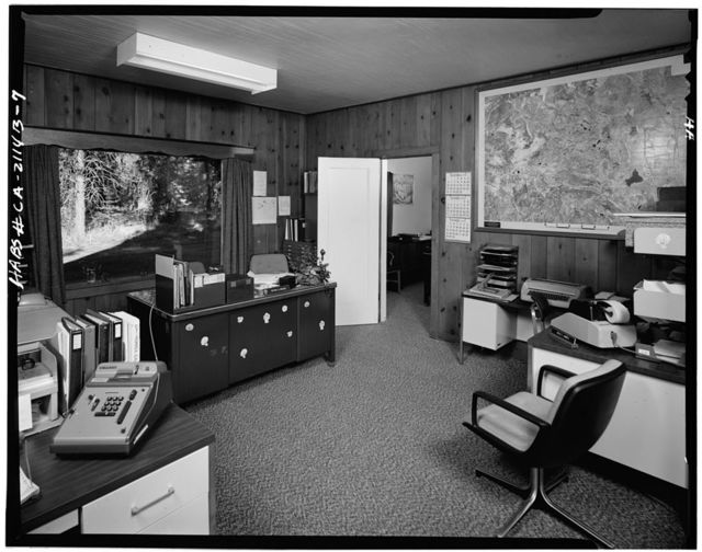 Lassen Volcanic National Park, Park Headquarters, Mineral, Tehama County, CA