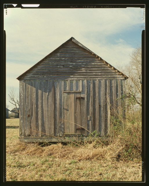 Laurel Valley Sugar Plantation, Shotgun Quarters, 2 miles South of Thibodaux on State Route 308, Thibodaux, Lafourche Parish, LA