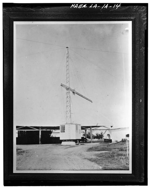 Laurel Valley Sugar Plantation, Sugar Mill, 2 miles South of Thibodaux on State Route 308, Thibodaux, Lafourche Parish, LA
