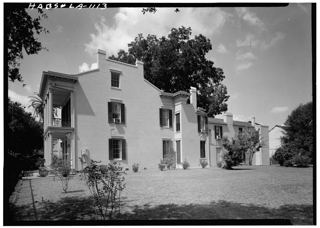 Lavinia C. Dabney House, 2265 Saint Charles Avenue, New Orleans, Orleans Parish, LA