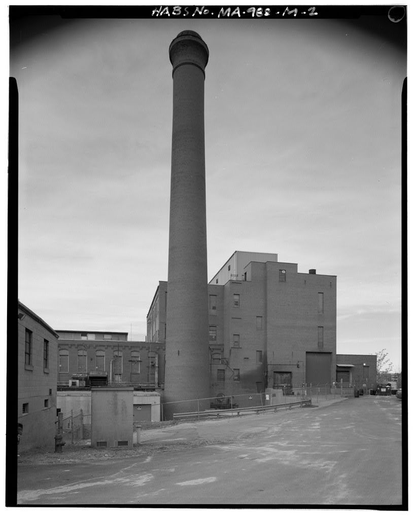 Lawrence Machine Shop, Building No. 16, 70 General Street, Lawrence, Essex County, MA