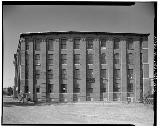 Lawrence Machine Shop, Building No. 3A, 70 General Street, Lawrence, Essex County, MA