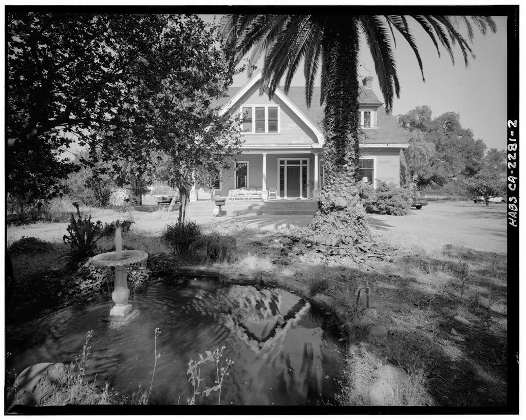 Le Fevre House, 1444 Moore, Campbell, Santa Clara County, CA