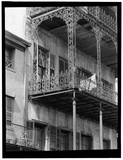 Le Pretre Mansion, 716 Dauphine Street, New Orleans, Orleans Parish, LA