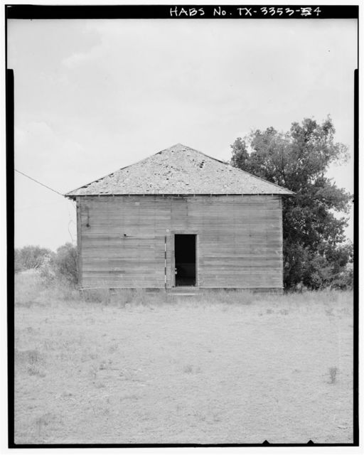 Leaday School, Farm Road 2134 & Leaday-Hill Road, Voss, Coleman County, TX