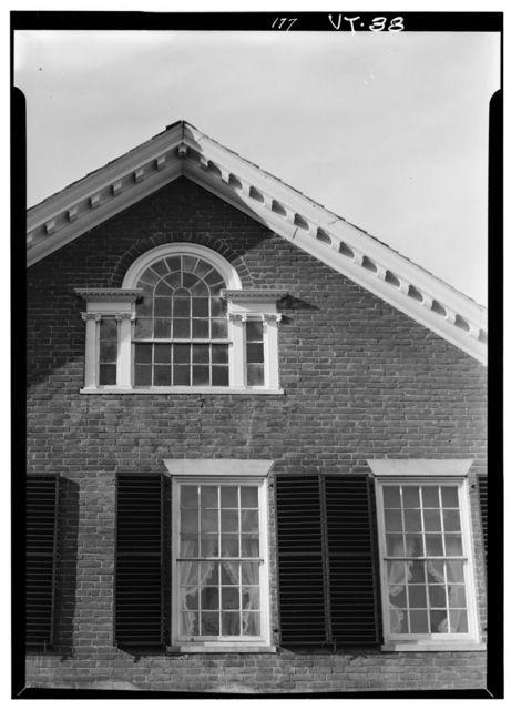 Lebbeus Edgerton House, Main Street, Randolph Center, Orange County, VT