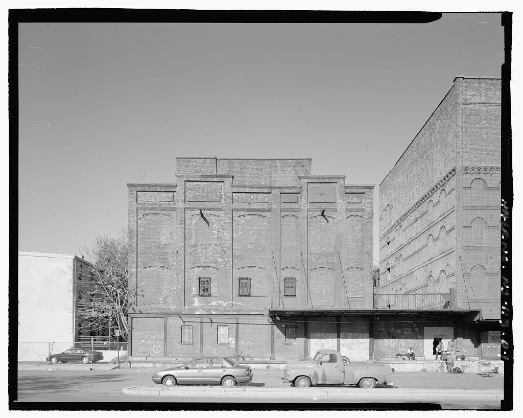 Lembeck & Betz Eagle Brewery, Bottling House & Storehouse, 186-190 Ninth Street, Jersey City, Hudson County, NJ