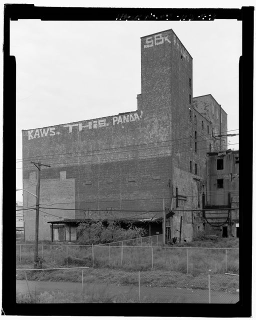 Lembeck & Betz Eagle Brewery, Lager Plant Addition, 515-519 Luis Munoz Marin Boulevard, Jersey City, Hudson County, NJ
