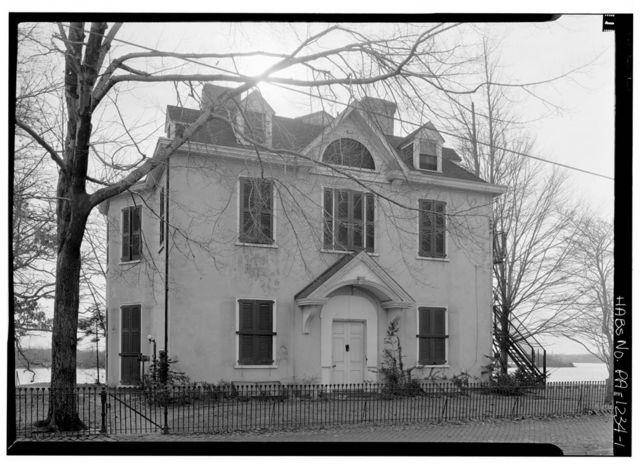 Lenox-Keene House, 710 Radcliffe Street, Bristol, Bucks County, PA