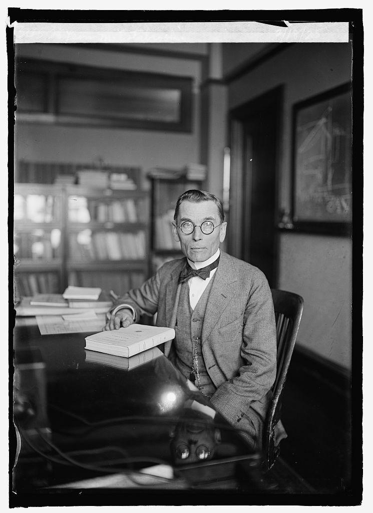 Leon M. Estabrook, 2/18/25