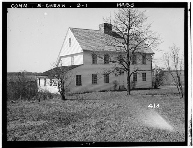 Levi Peck House, Cheshire, New Haven County, CT