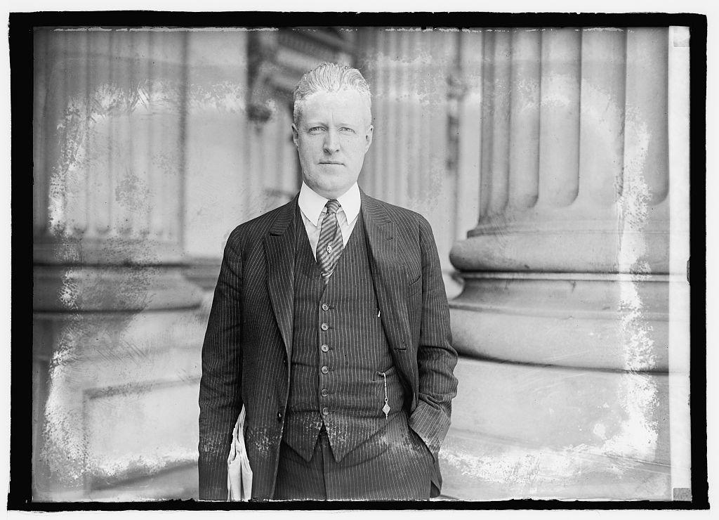 Lewis Henry of N.Y., 4/25/22