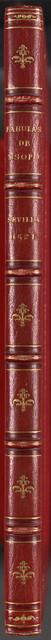 Libro del sabio [et] clarissimo fabulador Ysopu hystoriado [et] annotado