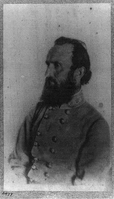 Lieut. General Thomas J. Jackson