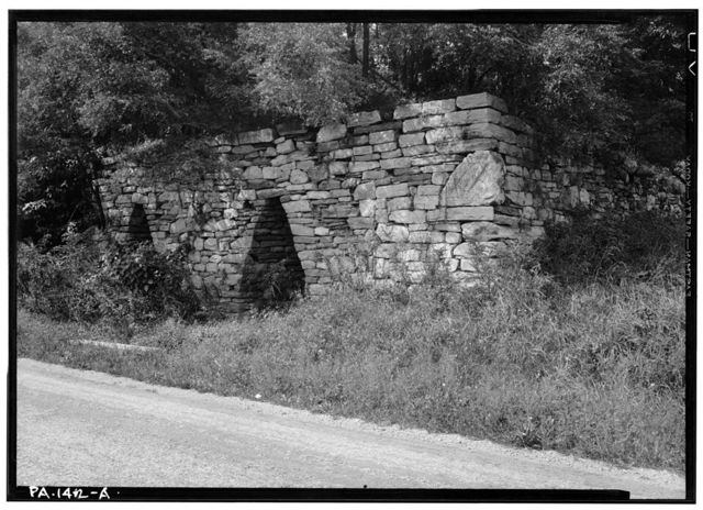 Lime Kilns, State Route 419, Womelsdorf, Berks County, PA