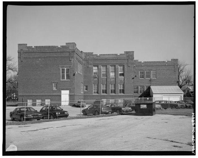 Lincoln School, 1000 Tuscola Avenue, Saginaw, Saginaw County, MI