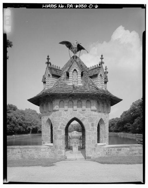 Lindenwold, Pleasure Gardens, 701 Bethlehem Pike & Lindenwold Terrace, Ambler, Montgomery County, PA